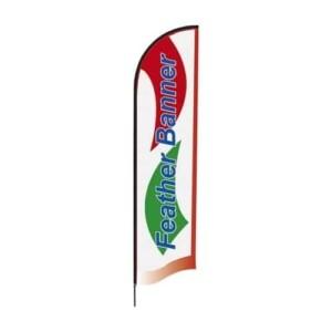 BANDIERA A VELA FLAG PG 1