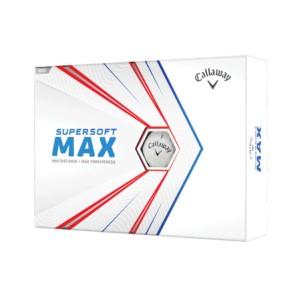 Palline da Golf Supersoft Max personalizzate