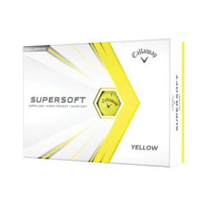 Palline da Golf Super S Yellow Personalizzate