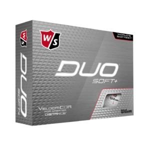 Palline da golf Wilson Duo PLUS Personalizzate